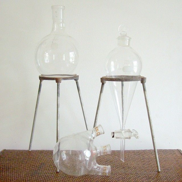 Laboratory Bunsen Burner Stands