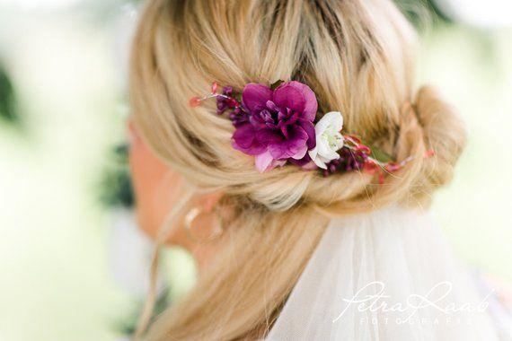 12d Roschen Haarkamm Braut Haarschmuck Schleierabschluss Blutenschmuck Wedding Dress Hairstyle Bridal Hair Haircomb Haarschmuck Braut Haarschmuck Braut