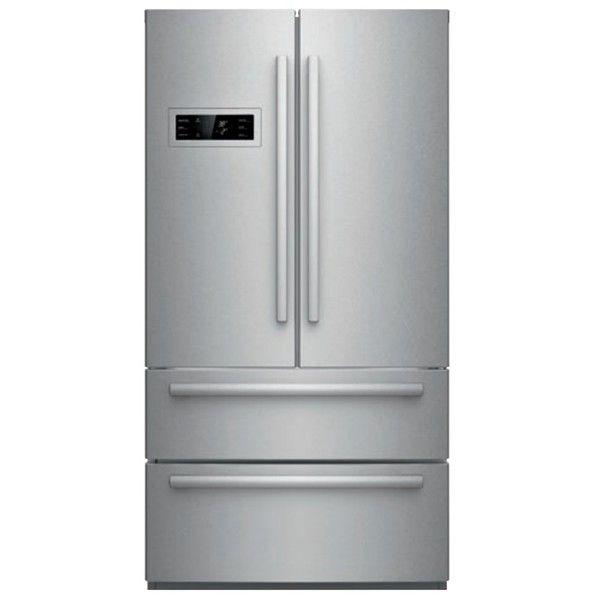 Bosch B21CL80SNS 800 20.8 Cu. Ft. Stainless Steel Counter Depth Bottom Freezer Refrigerator