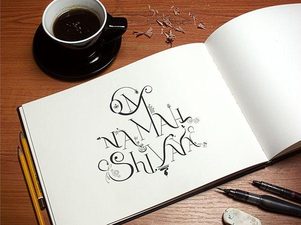 poster,  typography,  type, hand. Illustration,