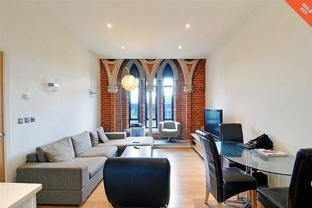 """Room to rent in fantastic converted church flat!"" from SPARE ROOM.co.uk"