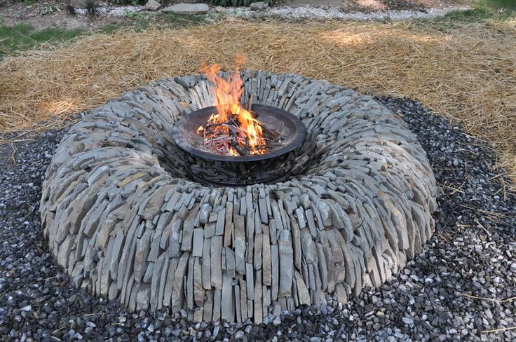 Image Result For How To Build An Outside Fire Pita