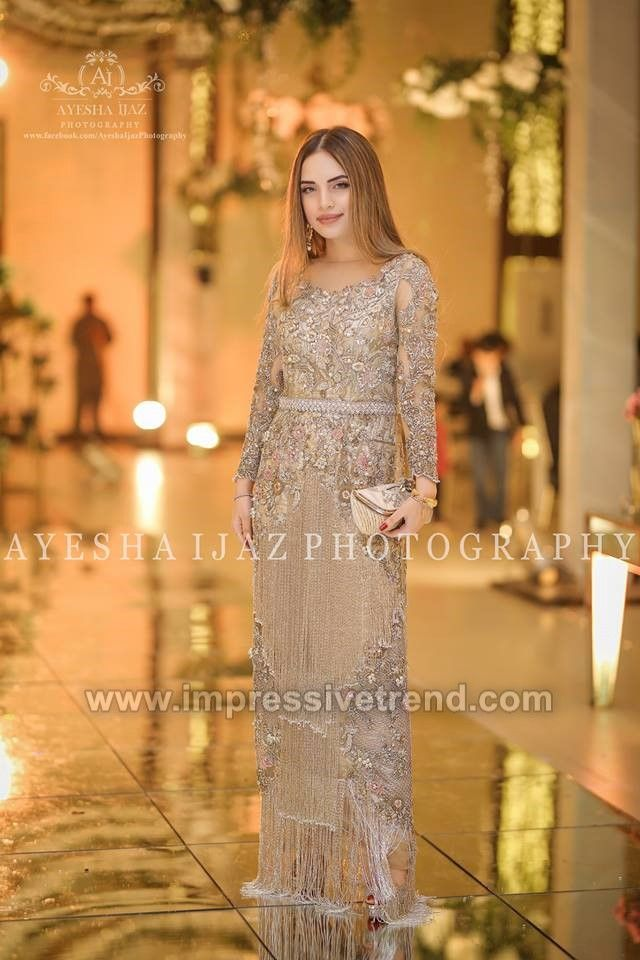 1cc5adb9451 Latest Wedding Party Wear Dresses Trends 2018-2019 Designs Collection
