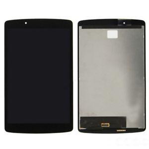 a pantalla lcd tactil digitalizador lg g pad f 80 v495 negro