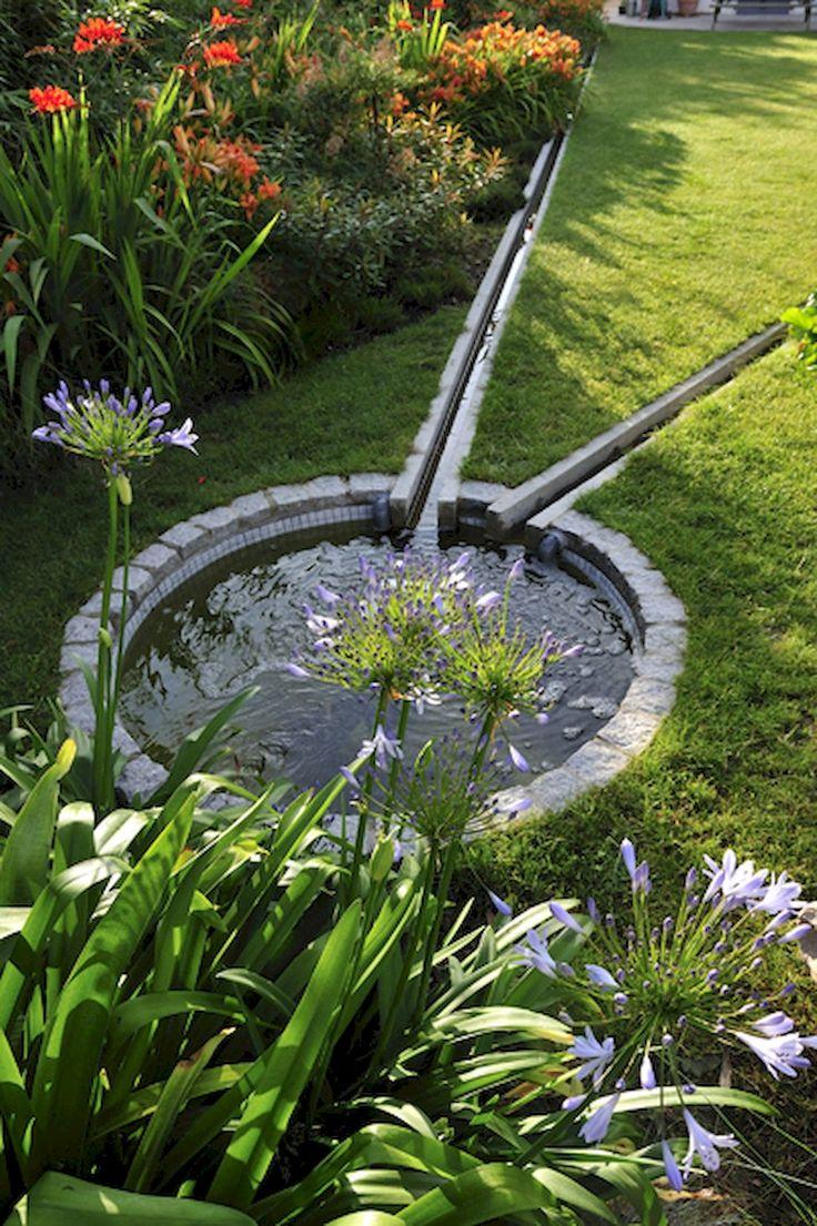 Best 25 rain garden ideas on pinterest driveway for Design of stormwater ponds