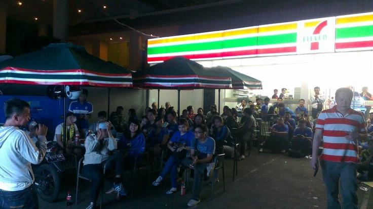 Nobar CISC Jakarta