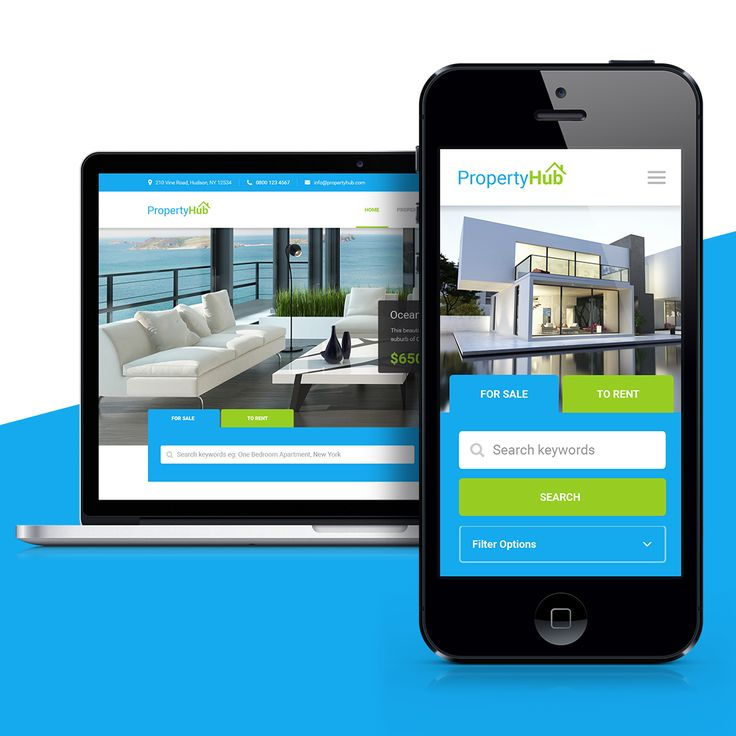 Property Hub #design #app #responsive #property #sketchapp #wordpress #ui #ux #uidesign
