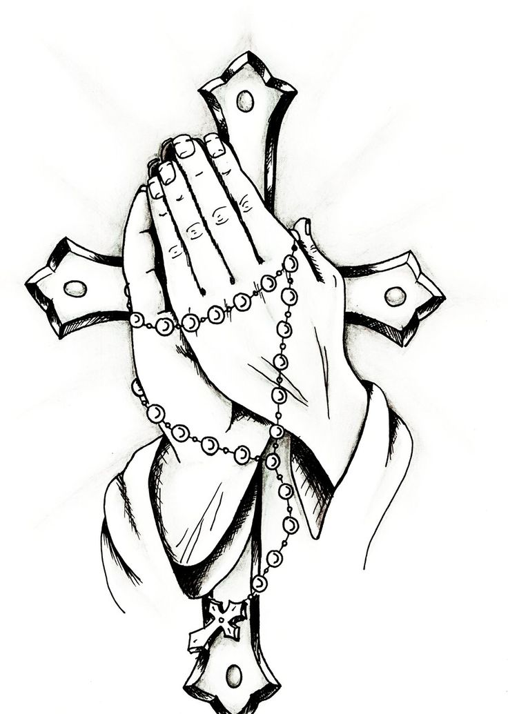 Praying hands are simple to draw, if you have step-by-step instructions. Description from handtattoosformen.blogspot.com. I searched for this on bing.com/images