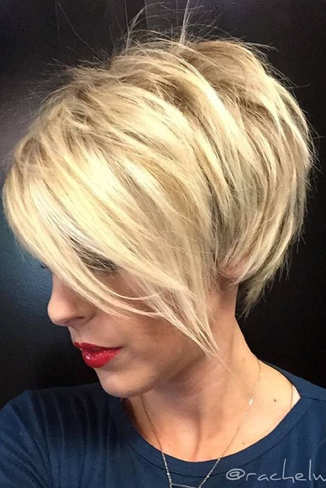 The Best Short Hair Cut Ideas for Spring 2017 ★ See more: http://lovehairstyles.com/best-short-hair-cut-ideas/