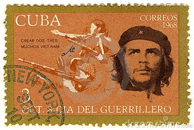 che guevara on postage stamps - Google Search