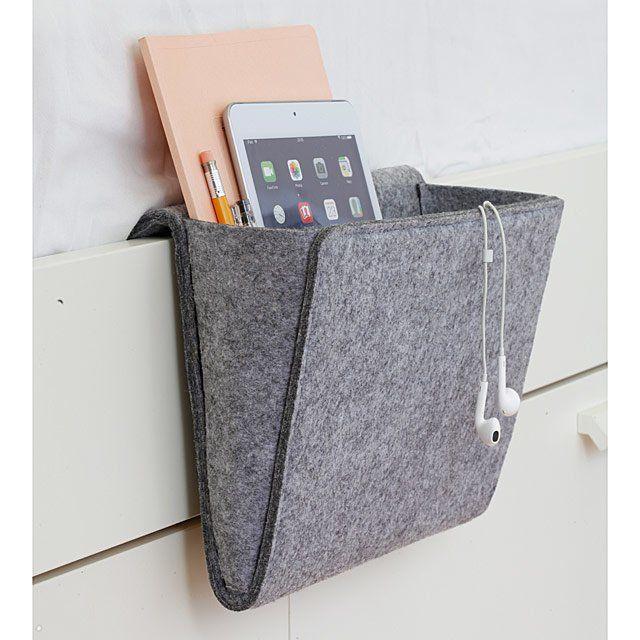 Pin By Tammy Guffey On Gifts In 2020 Bedside Pocket Bedside Caddy Bedside Organizer
