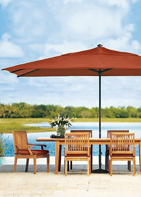 Easy Shade Umbrellas. Tips for picking outdoor furniture