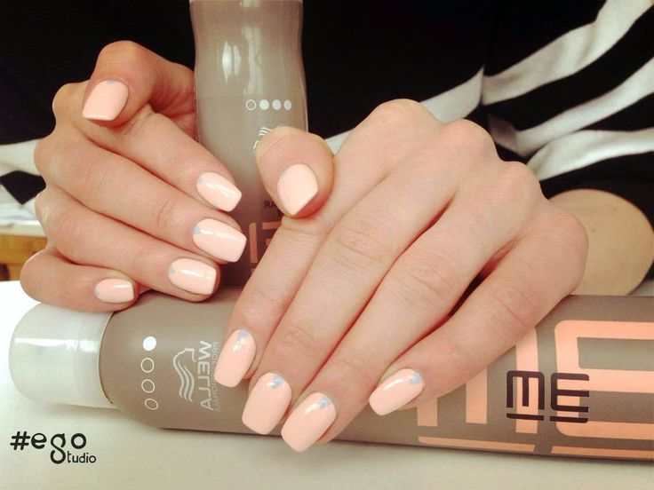 Nails gel by Ego Studio