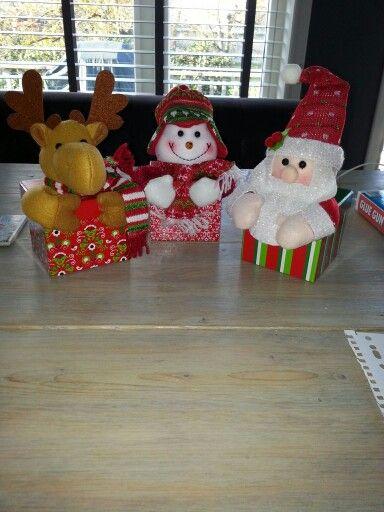 Kerst doosjes