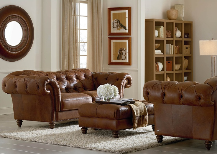 tufted leather sofa natuzzi editions b619 set frame repair recliner couch