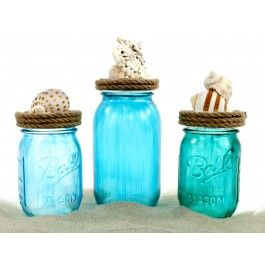 Stained+Glass+Beach+Jars