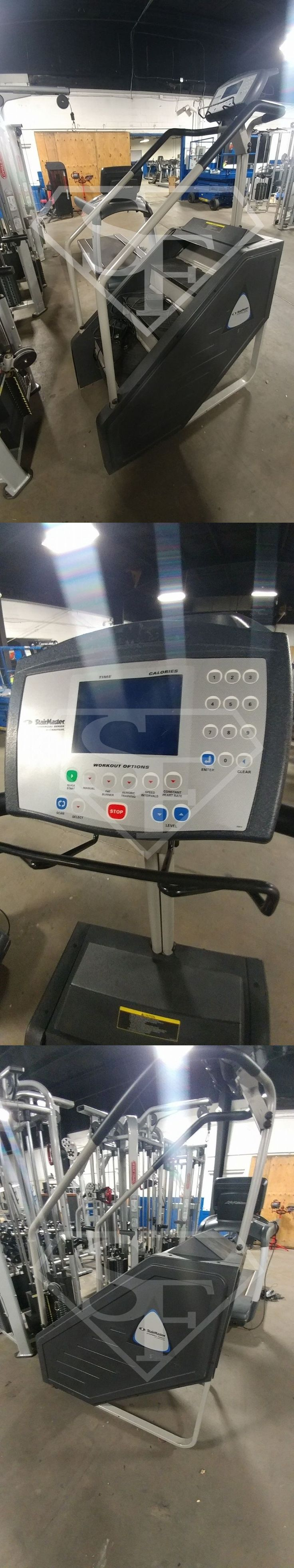 Stair Machines and Steppers 28062: Stairmaster 7000Pt Cleaned And Serviced Commercial Gym Equipment -> BUY IT NOW ONLY: $2299 on eBay!