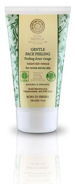 Gesichts Peeling für trockene und normale Haut, Natura Siberica, 150ml