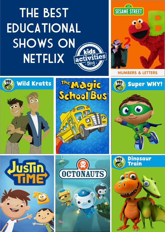 The Best In Educational Streaming TV for Kids