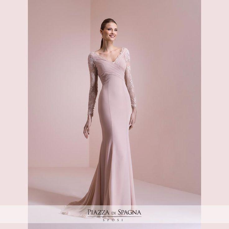 Una collezione di abiti da cerimonia ricca, esclusiva, elegante. Scopri la Nicole Cerimonia 2017 su http://www.piazzadispagnasposi.it/collezioni/cerimonia-donna/nicole-cerimonia/