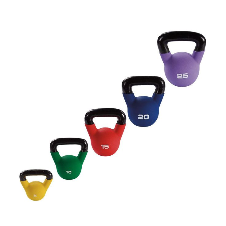 Kettlebell workouts are intended to increase strength, endurance, agility and balance, challenging both the muscular and cardio systems with dynamic total-body movements. Imported. Additional Informat