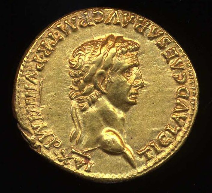 10 best portraits of roman emperors on coins images on pinterest a coin commemorating claudius victory in britain fandeluxe Gallery