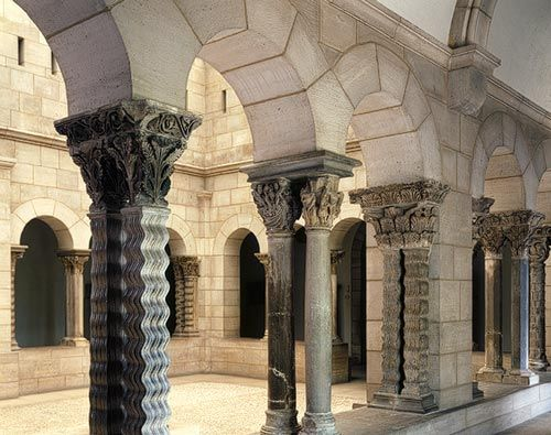 Cloister of Saint-Guilhem-le-Desert [French] (25.120.1-.134) | Heilbrunn Timeline of Art History | The Metropolitan Museum of Art