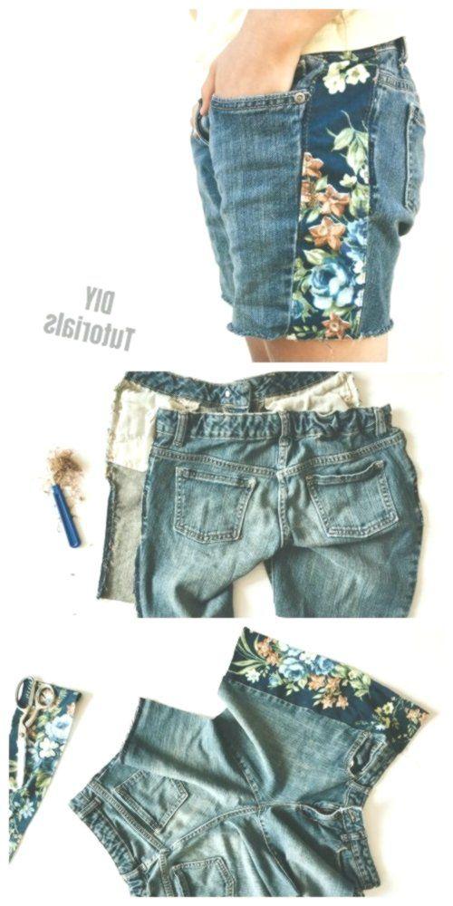 a469075d849bf DIY Cut Off Jean Shorts Refashion Old Jean Hack #amigurumi #knitting  #crochet #bordado #loveamigurumi #lovecrochet