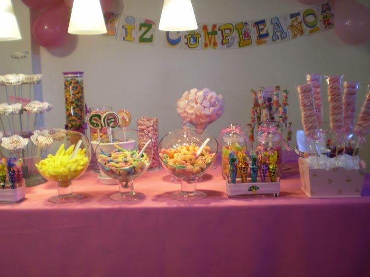 20 best images about mesas dulces y saladas on pinterest for Mesas de dulces infantiles