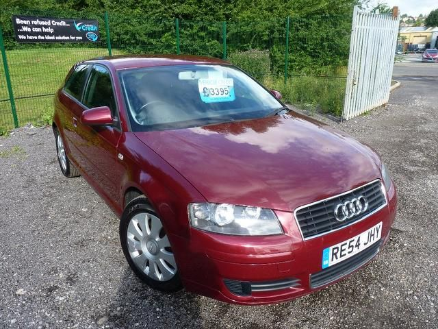 Audi A3 2.0 FSI 3dr 24 Months Warranty Included!