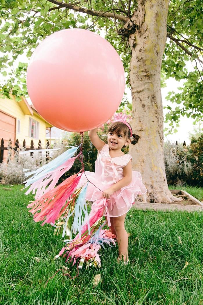 Darling girl party ideas!