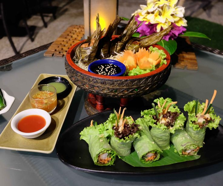 Save yourself a trip to Thailand and experience an authentic dining experience right here at the #TheTAOBali where your palettes will be spoiled!  www.benoaresort.com  #thetanjungbenoa #TheTaoBali #bali