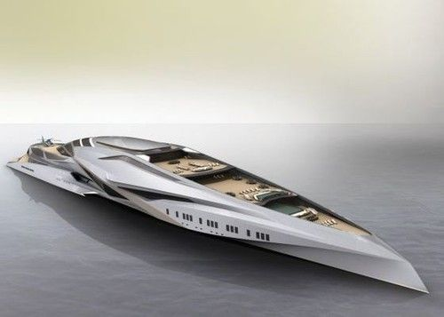 Valkyrie: Luxury Yacht Concept by Chulhun Park (+VIDEO)