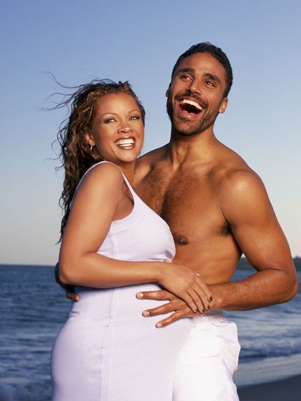 Vanessa Williams and Rick Fox | Matthew Jordan Smith ...