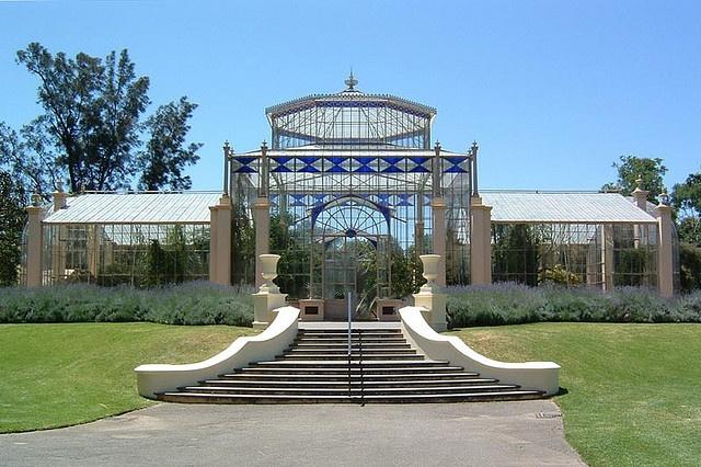 Adelaide Botanical Gardens!