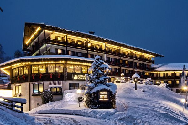 4-Sterne Treff Alpenhotel Kronprinz Berchtesgarden
