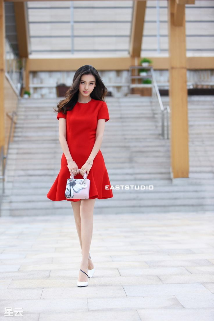 Internet Beauty Babes - Angelababy