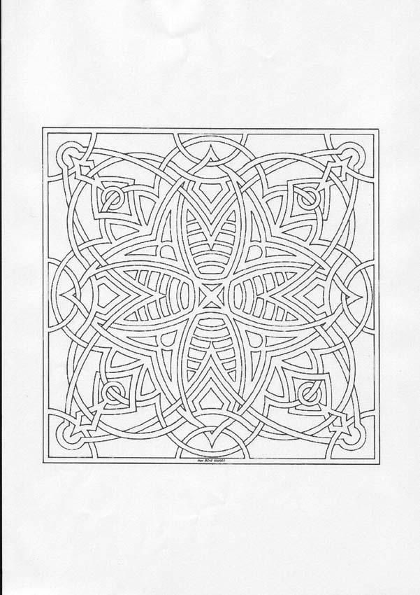 This Expert Mandala Coloring Sheet Is A Fun Design And Super Challenging To Color YYY Page Can Be Decorated Online With The