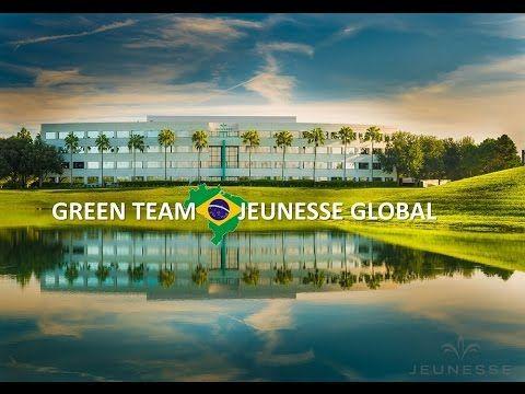A MELHOR APRESENTAÇÃO - JEUNESSE GLOBAL - 2016 - GREEN TEAM - YouTube