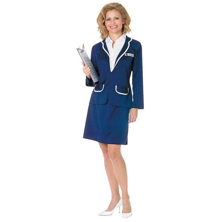 Love Boat Cruise Director Julie Adult Women's Costume ...