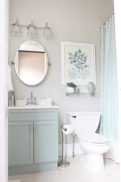 15 Incredible Small Bathroom Decorating Ideas StyleCaster small
