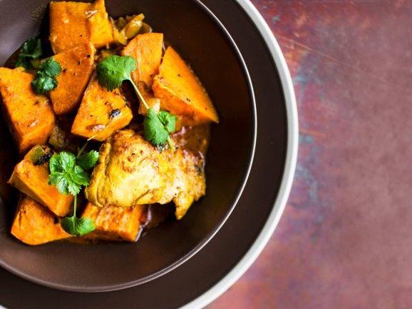 Kanacurry / Chicken curry / Kotiliesi.fi / Kuva/Photo: Riikka Hurri/Otavamedia