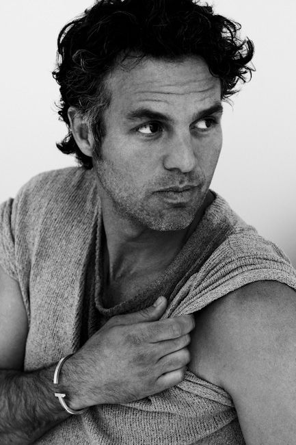 Mark Ruffalo (1967) - American actor, director, producer and screenwriter. Photo by David Roemer