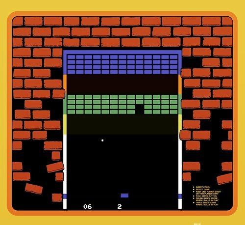 WEBSTA @favoritevideogamessince71 Super Breakout (1978 Arcade By Atari). Sequel to Breakout. InSuper Breakout, there are three different and more advanced game types from which the player can choose: Double, Gavity and Progressive https://www.arcade-museum.com/game_detail.php?game_id=9873