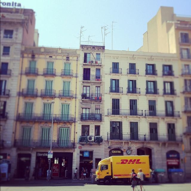 carrer Pelai, Barcelona