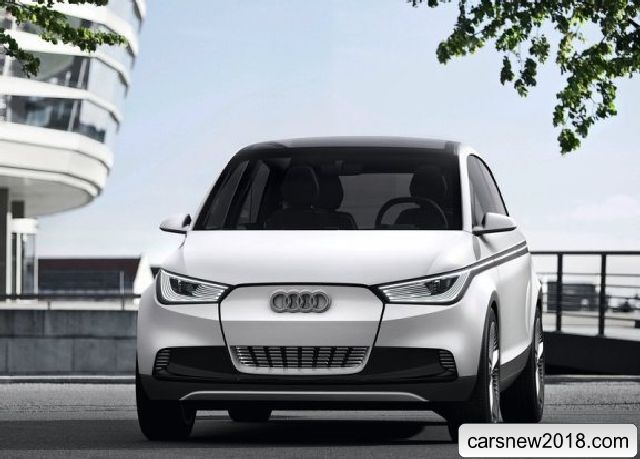 Audi A2 (Audi A2) in production will not start  2018-2019