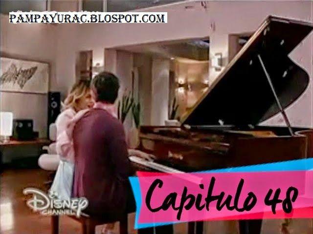 Disney Channel Y Nickelodeon: Violetta - 3° Temporada - Capitulo 48