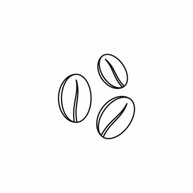Coffee Beans Icon Outline Style Coffee Icons Style Icons Outline Icons Png And Vector With Transparent Background For Free Download Coffee Icon Coffee Vector Coffee Beans