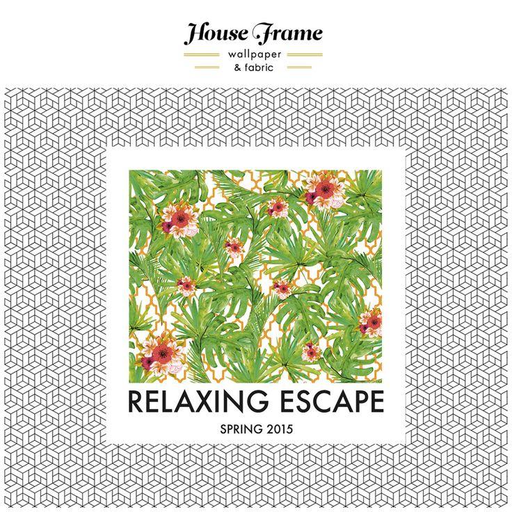 RELAXING ESCAPE - SPRING 2015