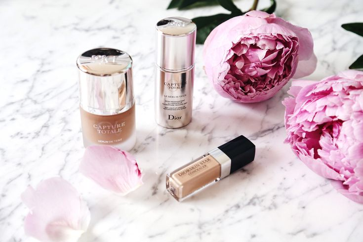 Dior makeup products foundation